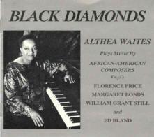 Margaret Allison Bonds, African American Composer, Pianist